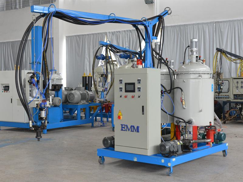 Máy áp suất thấp Polyurethane 2 thành phần