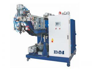 Máy đúc đàn hồi EMM106 pu cho bánh xe polyurethane