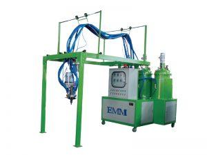 đế polyurethane, tạo thành máy tự động