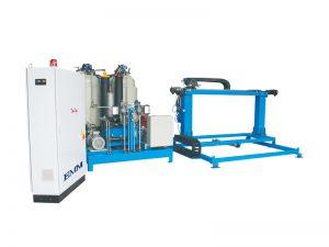 máy tạo bọt áp lực cao cho polyurethane