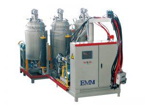 thiết bị bọt polyurethane áp lực cao
