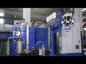 máy rót đông đúc nhiệt độ cao và trung bình