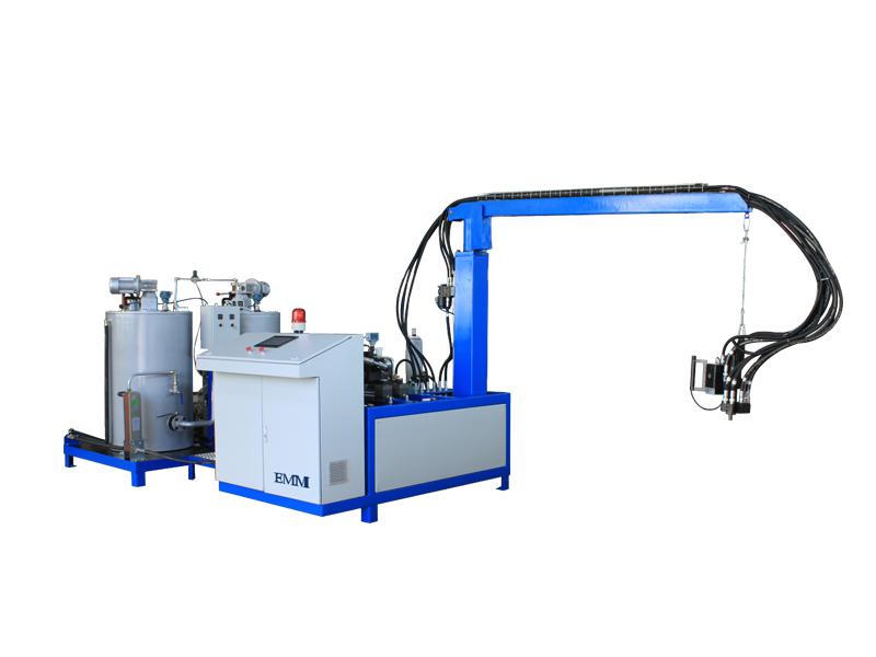 máy tạo bọt polyurethane áp suất cao