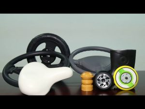 pu áp lực tạo bọt sản phẩm máy