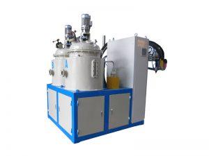 Máy tạo áp suất thấp polyurethane 3 thành phần, máy tạo bọt và đổ