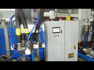 ba thành phần polyurethane elastomer rót máy / pu elastomer rót máy / cpu rót máy